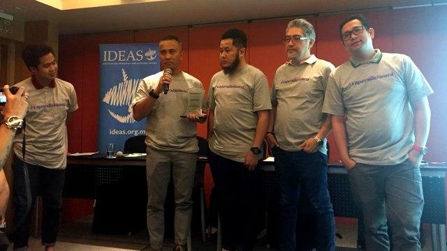 Komunitas Vapers Asia Beri Award ke Indonesia atas Kebijakan Cukai (308428)