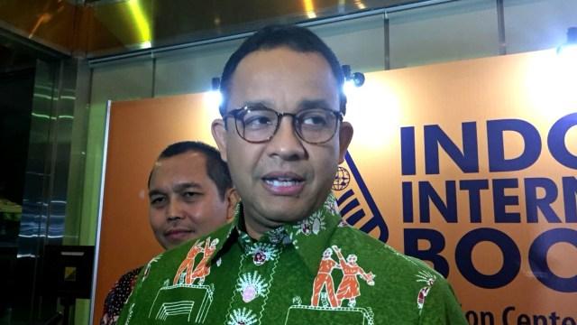 Gubenur DKI Jakarta, Anies Baswedan, Grand Finalis Banon Baca Jakarta