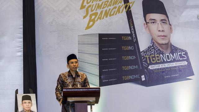 TGB, Muhammad Zainul Majdi,