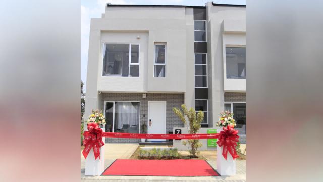 properti, perumahan, Savasa Smart Home
