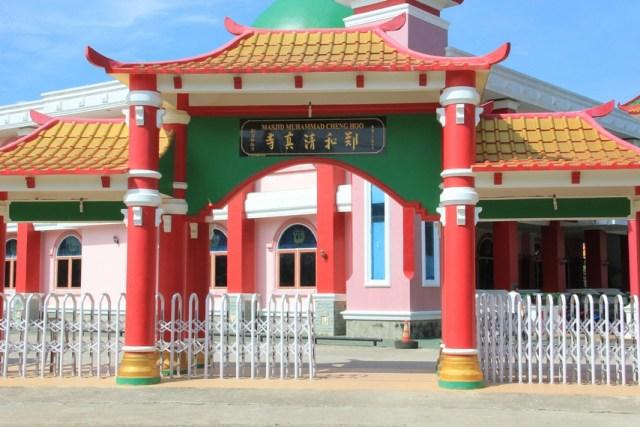 Mengenal Keunikan Masjid Cheng Ho Di Palembang (62126)