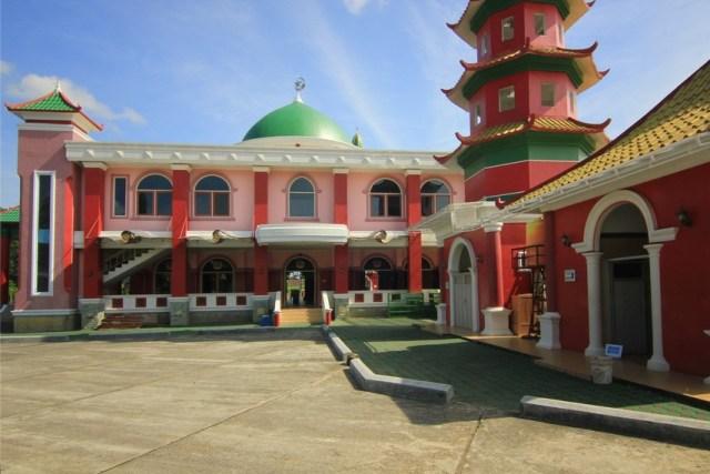 Mengenal Keunikan Masjid Cheng Ho Di Palembang (62127)