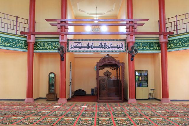 Mengenal Keunikan Masjid Cheng Ho Di Palembang (62128)