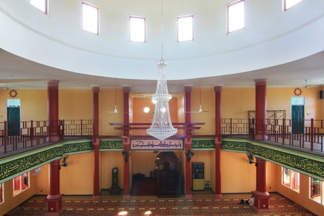 Mengenal Keunikan Masjid Cheng Ho Di Palembang (62130)