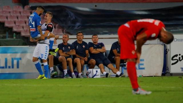 Gol Tunggal Insigne Menangkan Napoli atas Fiorentina (120451)