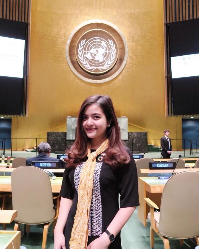 Tasya Kamila Bicara Pentingnya Pendidikan Bagi Perempuan  (9955)