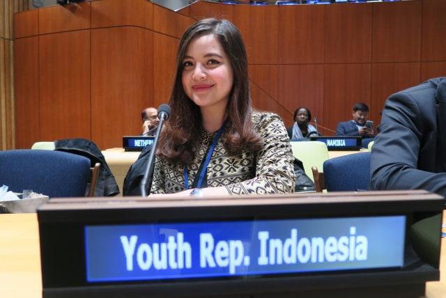 Tasya Kamila Bicara Pentingnya Pendidikan Bagi Perempuan  (9956)