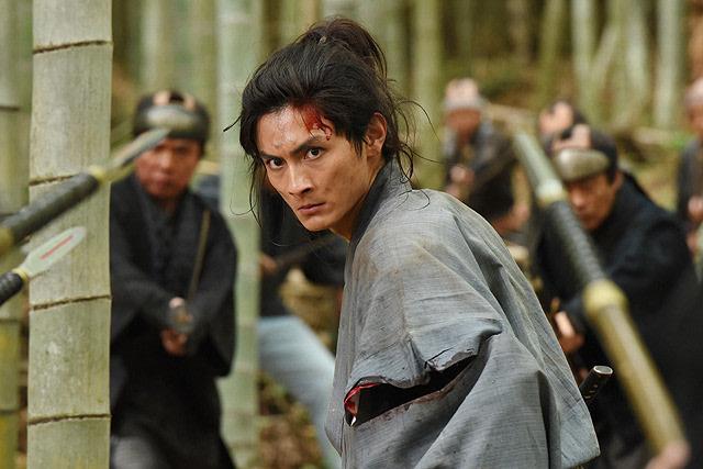 Adegan film 'Tajuro Jun'aiki'