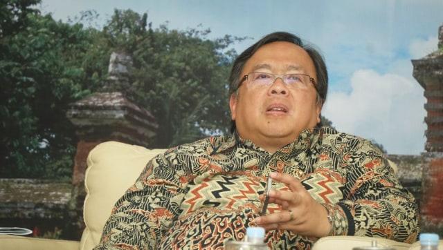 Menteri PPN: Peta Rawan Bencana Belum Jadi Prioritas Tata Ruang Daerah (45913)