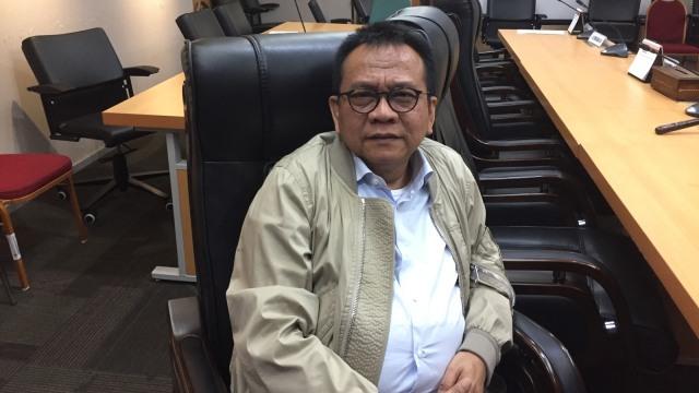M. Taufik, DPRD