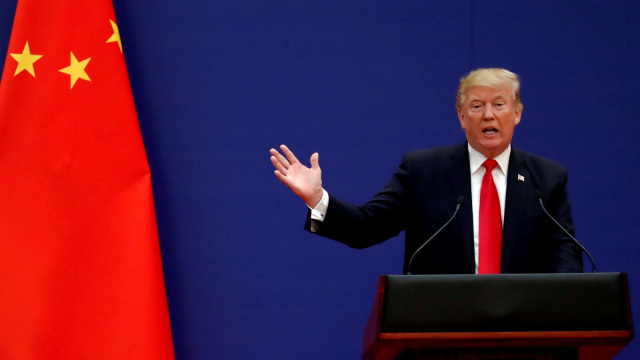 Mengapa AS Bakal Kalah dalam Perang Dagang dengan China? (127720)
