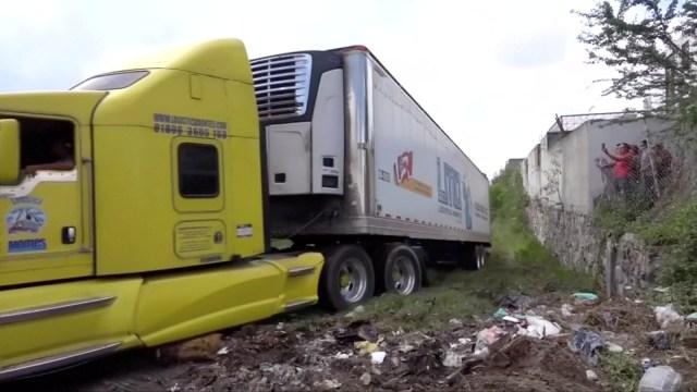 Banyak Pembunuhan di Meksiko, Kontainer Diubah Jadi Kamar Mayat (859755)