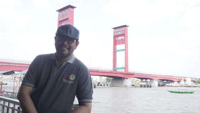 Konten Spesial, 'Harta Karun', Ari, Sejarawan, Palembang