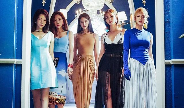 10 Grup K Pop Generasi Kedua yang Masih Eksis hingga Kini zhlii2