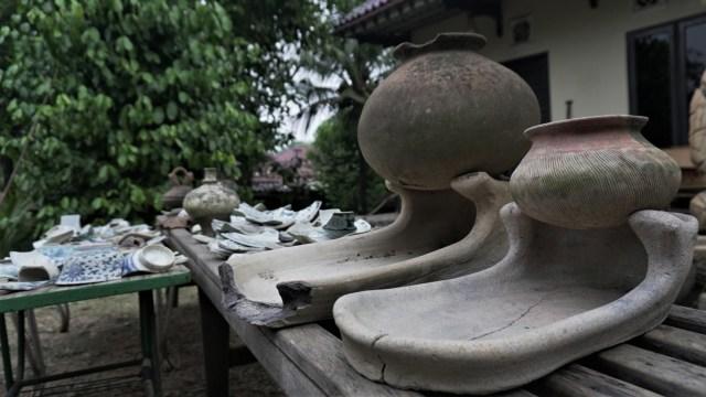 Konten Spesial, 'Harta Karun', Kolektor Barang Antik, Palembang