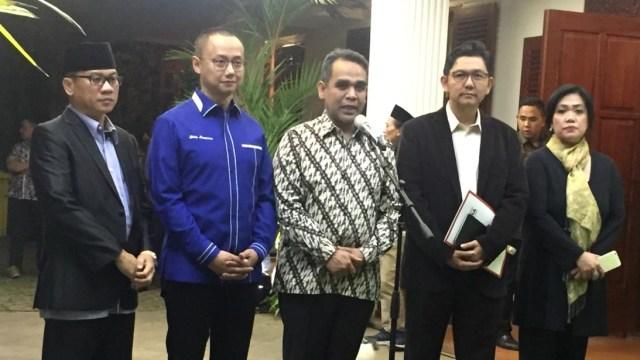 Kubu Prabowo Sepakati Nama Koalisi: Koalisi Indonesia Adil Makmur (7413)