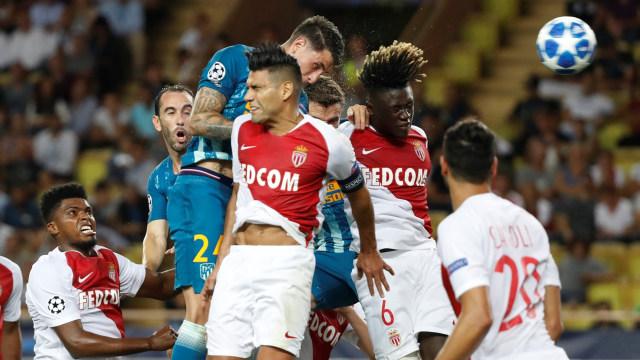 Atletico vs Monaco