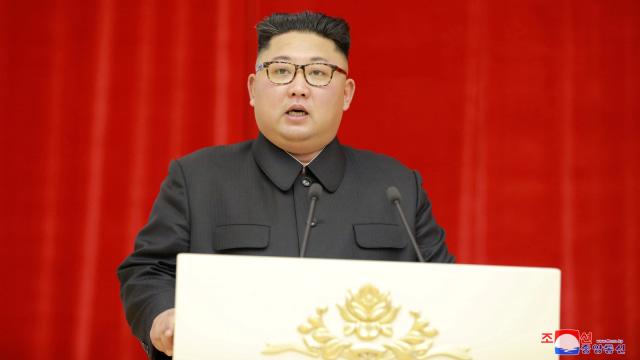 Presiden Korsel Moon Jae-in, Pemimpin Tertinggi Korut, Kim Jong-un, Pyongyang