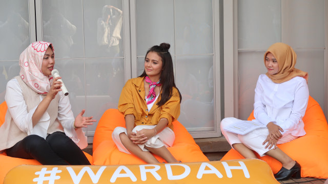 Wardah Gandeng Amanda Rawles Jadi Brand Ambassador Termuda (338954)