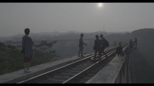 Adegan dalam film 'Bayang'