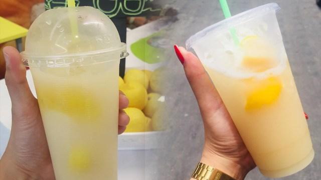 benefits of lemon yakult