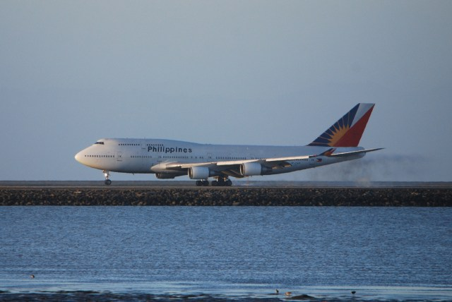 Ilustrasi Philipines Airlines