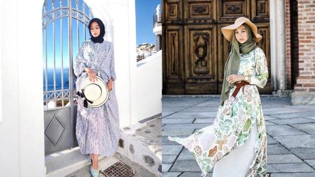 5 Inspirasi Fashion Ala Selebgram Hijab Untuk Tampil Stylish Di