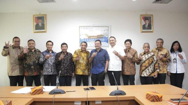 RUPSLB, Doso Agung, Pelindo III, I Gusti Ngurah Ashkara, Kementerian BUMN