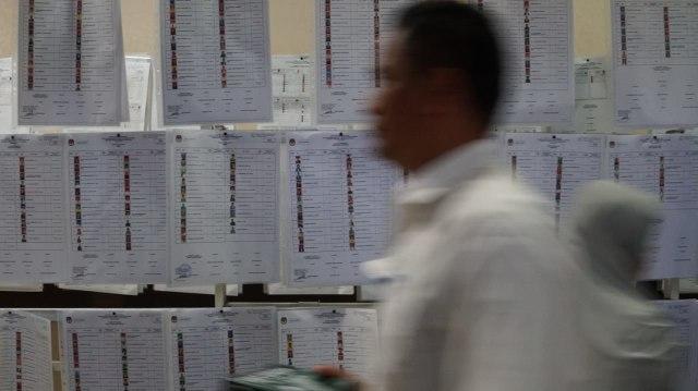 Ilustrasi, Daftar Calon Tetap Anggota DPR RI, Pemilu 2019