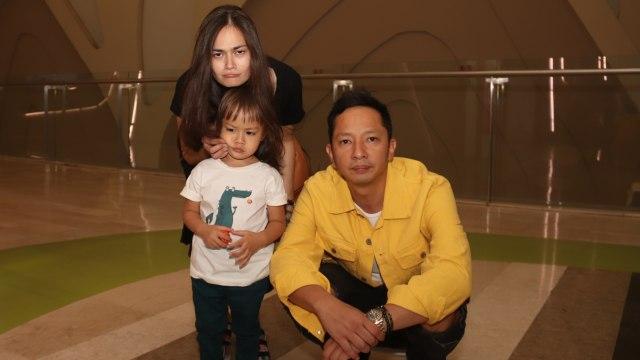 Potret Keluarga Ringgo Agus Rahman yang Sering Bikin Caption Lucu (306051)