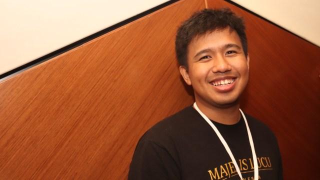 Cerita Joshua Suherman Geluti Profesi Konsultan Komedi (89543)