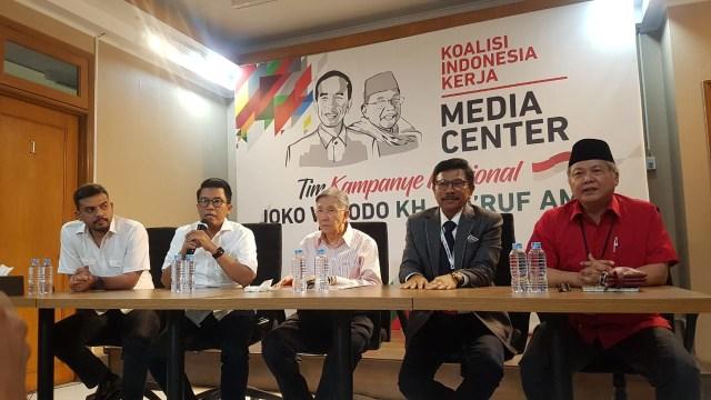Kwik Kian Gie Tak Dukung Jokowi atau Prabowo: Saya Dukung Pikiran Saya (39236)