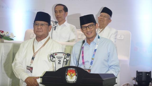Sudirman Said: Revisi Visi Misi Prabowo-Sandi Tidak Mengada-ada (123938)