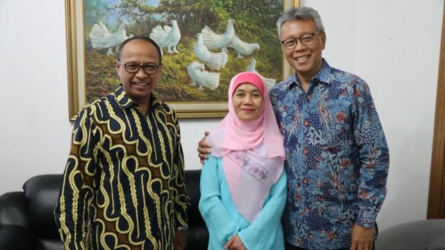 14 Tahun Hilang Kontak, TKW Indonesia di Yordania Ditemukan (327764)