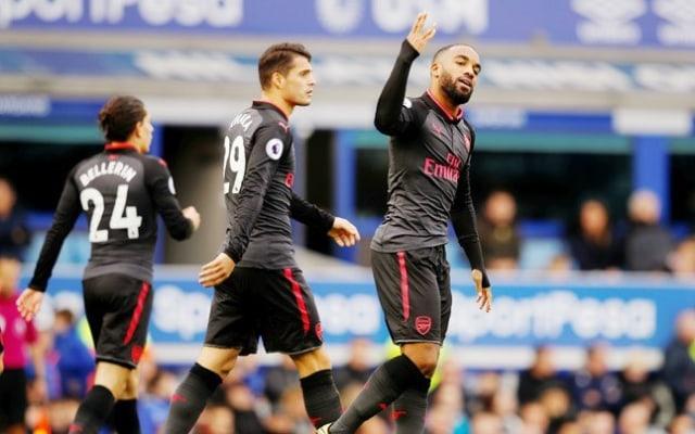 Catatan Laga Kandang Arsenal di Premier League kala Menjamu Everton (715220)