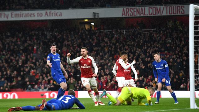 Catatan Laga Kandang Arsenal di Premier League kala Menjamu Everton (715213)