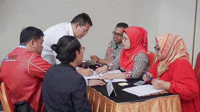 Nasdem, KPU, Dana Kampanye Pemilu 2019