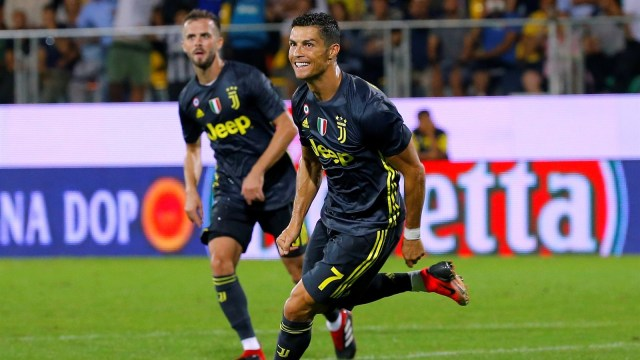 Sudah Optimalkah Performa Cristiano Ronaldo untuk Juventus? (352096)