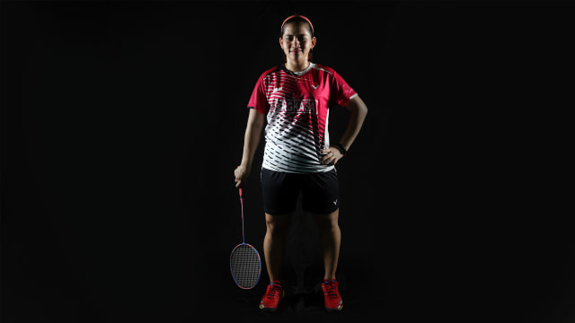 Leani Ratri: Sisa Semangat di Kaki Tuntun Jadi Juara Dunia Badminton (71792)