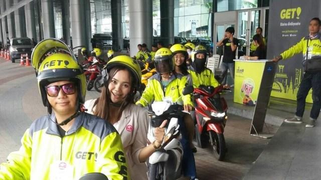 GET, Go-Jek di Thailand