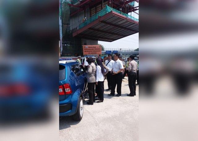 Wanita yang Ludahi Rombongan Presiden di Tol Jagorawi Negatif Narkoba (707168)