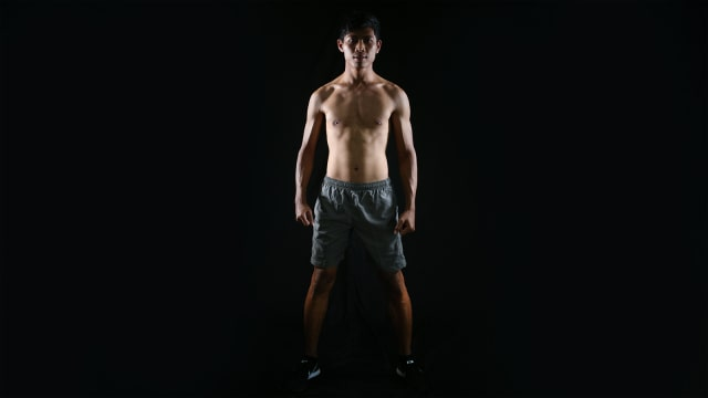 Cara Sapto Yogo Tingkatkan Prestasi: Nekat Adu Balap dengan Atlet Umum (323330)