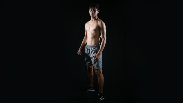 Disabilitas Tak Halangi Sapto Yogo Berprestasi di Arena Atletik Dunia (23508)