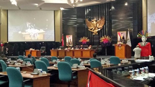 Rapat Paripurna DPRD DKI Jakarta