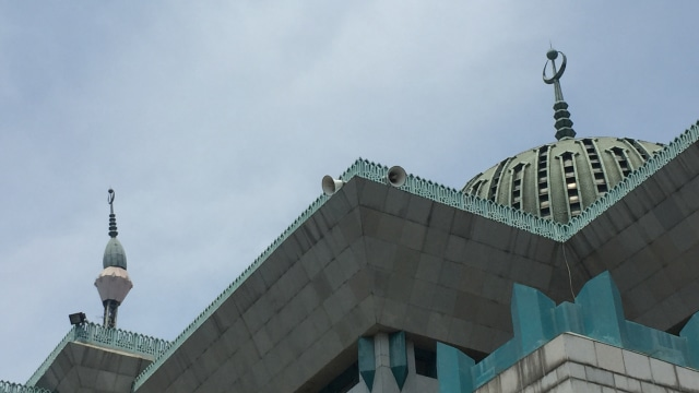 Menara Masjid Jakarta Islamic Center