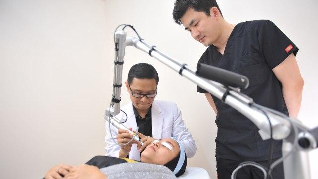 Pembukaan Klinik SKINDA Dermatology