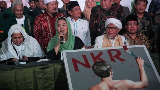 PDIP: Dukungan Yenny Buah Persahabatan Gus Dur dengan Ma'ruf Amin (87782)