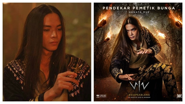 Bintangi 'Wiro Sableng', Hanata Rue Digandrungi Ibu-ibu (77631)