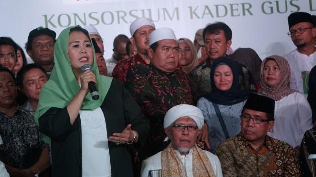 Istikharah 9 Kiai NU yang Buat Yenny Wahid Dukung Jokowi-Ma'ruf (87267)
