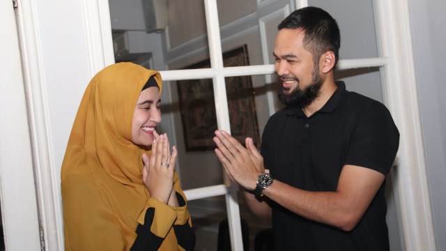 Teuku Wisnu, Shireen Sungkar